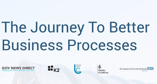 The Journey to Better Business Processes